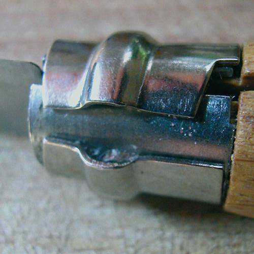 Virobloc security lock