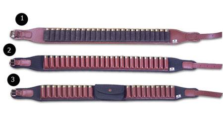 Pielctu cartridges belts