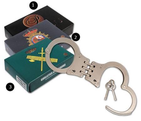 Pielcu Handcuffs