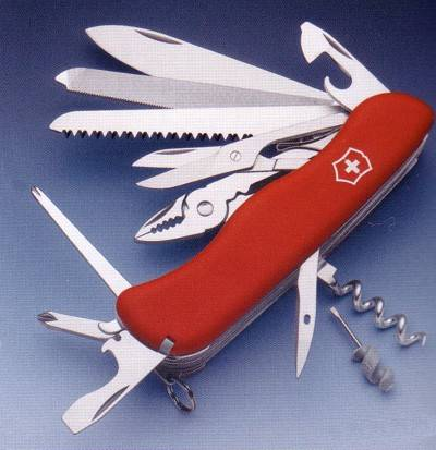 Victorinox Workchamp Victorinox Swiss Army Knives