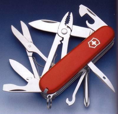 Multi tool penknife
