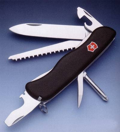 Pocket knives with multi tools