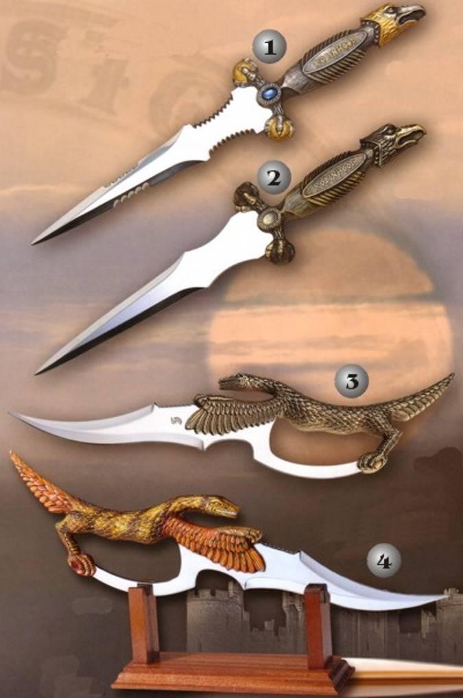 Helion Demon Dagger $34 00