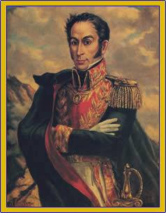 Save Us Neymar, Save Us Cavani, Save Us Messi. Latin America joins Anti-Spaniard Fleet Simon-bolivar-sabers