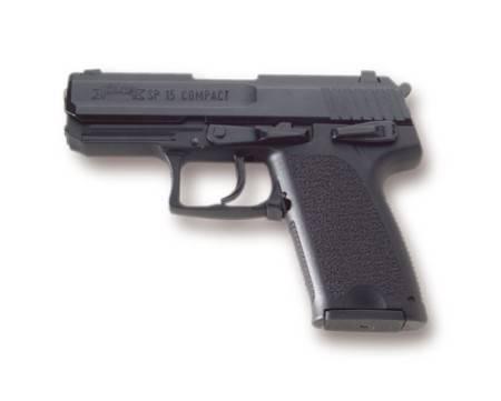 ME BLANK FIRING GUN