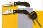 SPYDERCO LADYBUG 3POCKET KNIFE