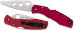 SPYDERCO TRAINER ENDURA  PENKNIFE WITHOUT EDGE