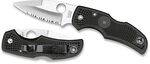 SPYDERCO NATIVE FRN PENKNIFE WITH COMBINATED EDGE