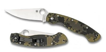 MILITARY PENKNIFE WITH CAMOUFALGE PENKNIFE