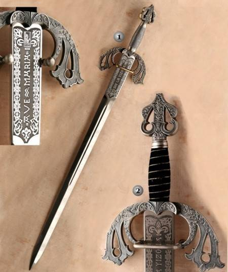 Image result for Tizona Sword