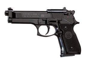 Beretta M92-FS Co2 airgun. Beretta M-92 FS reply.