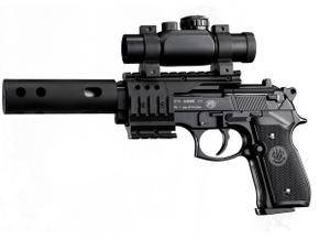Tactical design airgun Beretta XX-TREME co2 airgun.