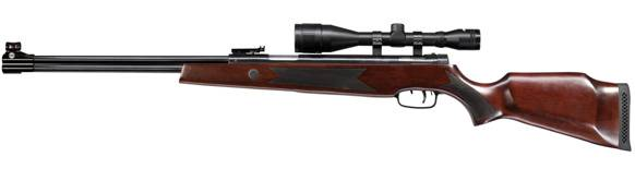 Hammerli hunter 900 combo air rifle.