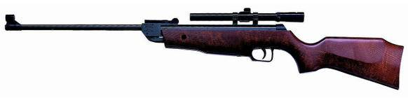Umarex Norica 56 high precision air rifle.