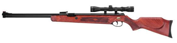 Norica Quick airgun with checkered stock design.