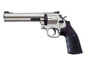 Co2 Revolver Magnum Smith&Wesson 586 6 airgun.