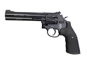 Revolver Co2 Smith&Wesson 586 6 airgun.