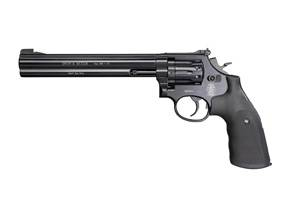 Smith&Wesson 586 6 Co2 airgun revolver.