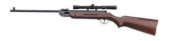 Umarex China 21 airgun made in american hardwood.