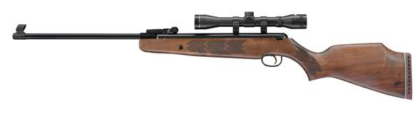 Webley Scott Stingray II airguns and air rifles.