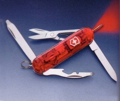 Victorinox Midnite Manager Swiss Army Knife Multi Tool Red