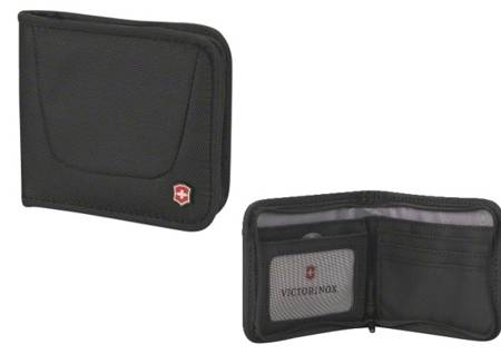 VICTORINOX ZIP-AROUND WALLET