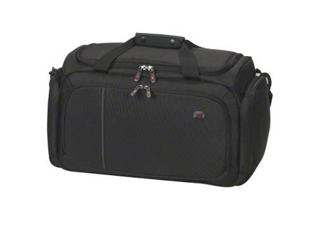 TRAVEL SUITCASE WITH WEEHLS VICTORINOX WERKS TRAVELER