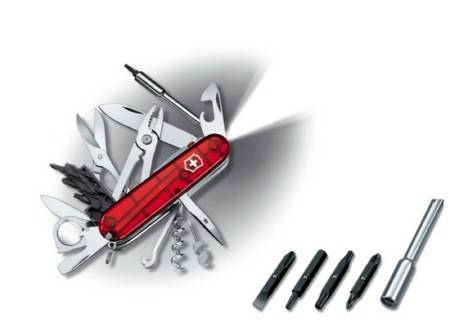 CYBERTOOL LITE VICTORINOX POCKETKNIFE