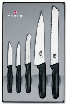 VICTORINOX SET OF KNIVES 5.1163.5