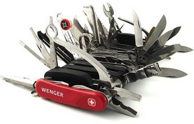 Swiss Penknives Wenger Or Victorinox