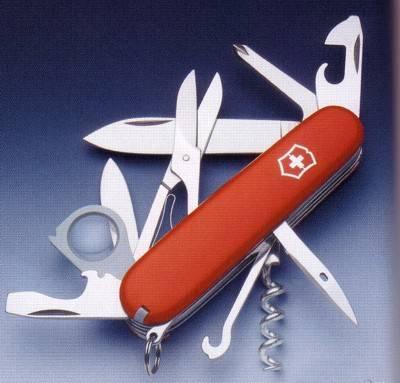 Victorinox Explorer Pocket Knife Swiss Tools Pocket