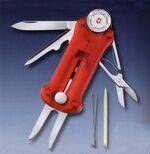 GOLF TOOL MULTI-TOOL VICTORINOX POCKETKNIFE