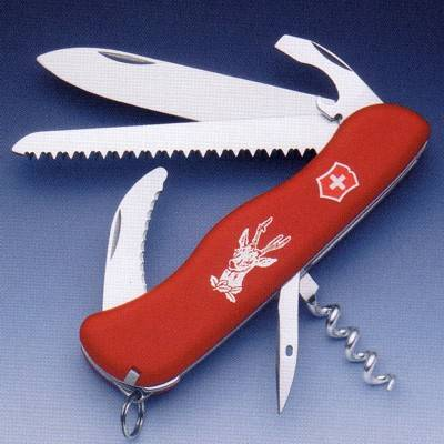 HUNTER MULTI-TOOL VICTORINOX POCKET-KNIFE