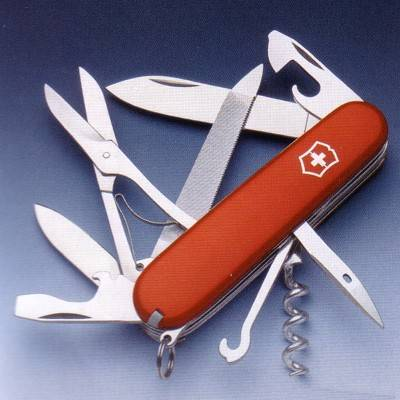 MOUNTAINER MULTI-TOOL VICTORINOX POCKETKNIFE