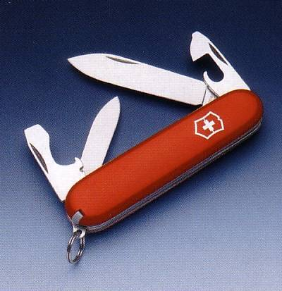 RECRUIT MULTI-TOOL VICTORINOX POCKET KNIFE
