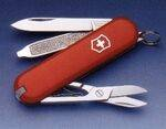 RED CLASSIC SD MULTI-TOOL VICTORINOX POCKET-KNIFE