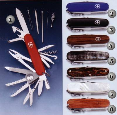 Victorinox Swiss Champ Victorinox Swiss Army Knives