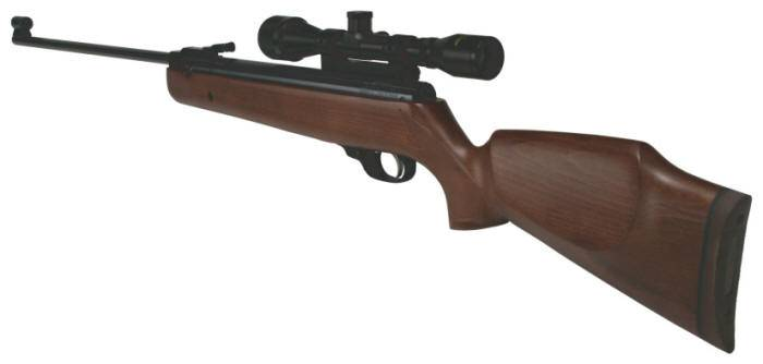 Long distance Weihrauch HW 90 airgun.