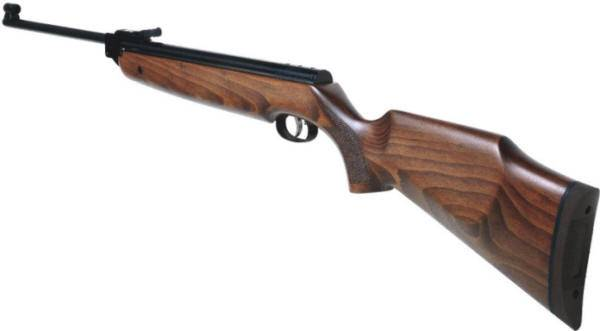 Weihrauch  HW 95 Luxus airgun with micrometric sights.