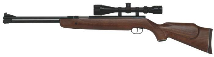 The same model as the Weihrauch HW 77 airgun  but with scope included.