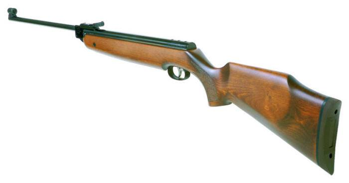 Weihrauch HW 85 break barrel air rifle.