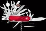 WENGER KNIVES EVOLUTION SECURITY S54