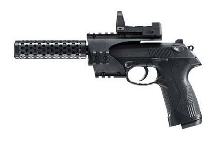 Beretta Co2 Airgun PX4 Storm Recon Pavon model
