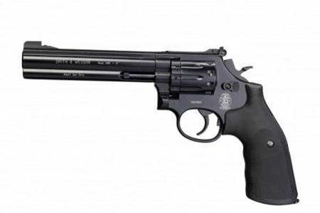 Co2 Smith & Wesson Revolver model 586 - 6