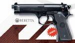 SPRING OPERATED BERETTA GUN