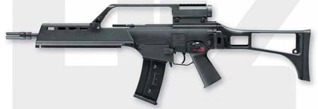 AIRSOFT ELECTRIC/AEG FUSIL