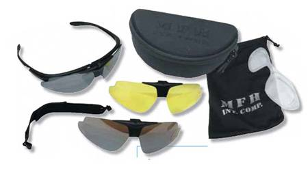 KIT GLASSES PROTECTION