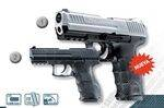 BLANK FIRING H&K GUN