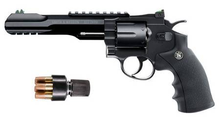 Co2 Smith & Wesson Revolver model 327 TRR8 Pavon