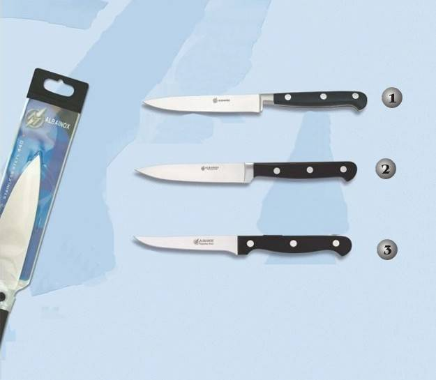 cuchillos verduras martinez albainox On cuchillos de cocina profesionales